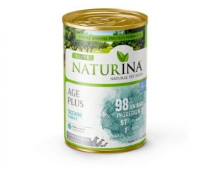 NATURINA ELITE WET AGE PLUS 400G - 97% INDYK